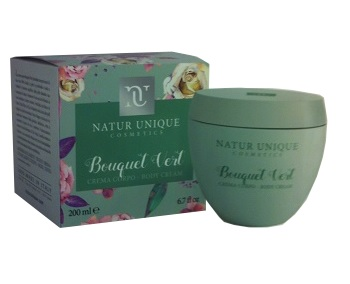 NATUR UNIQUE CREMA CORPO BOUQUET VERT 200ML