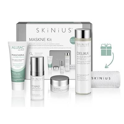 SKINIUS MASKNE KIT