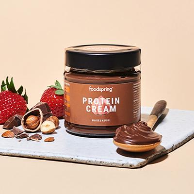 Foodspring Crema spalmabile proteica