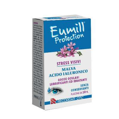 *Eumill protection gocce oculari 10ml