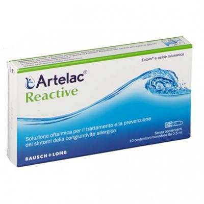Artelac Reactive 10fl