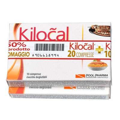 Kilocal 20cpr + 10cpr OMAGGIO