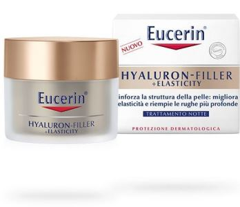 EUCERIN HYALURONFILL ELASTICITY NOTTE 50ML
