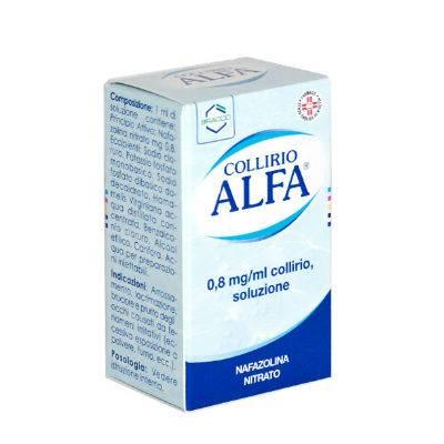 ALFA COLLIRIO 10 ML