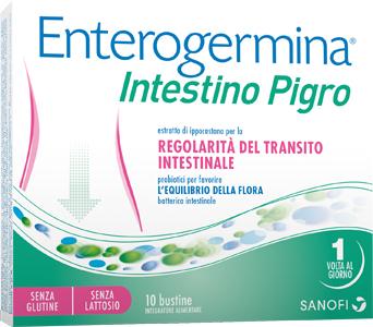 ENTEROGERMINA INTESTINO PIGRO 10 BUSTE