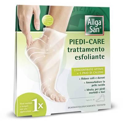 Allga San calzini esfolianti per preparare i tuoi piedi alla bella stagione