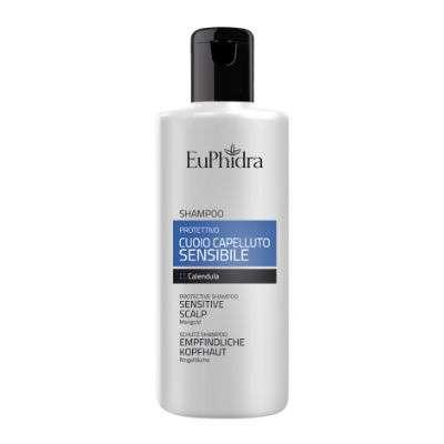 Euphidra shampoo cuoio capel. sensibile