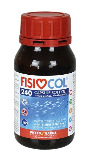 FISIOCOL OMEGA 3 240CPS