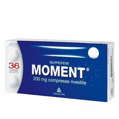 Moment 36cpr 200mg