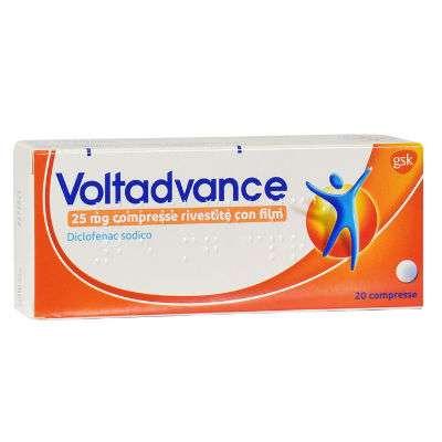VOLTADVANCE 20CPR