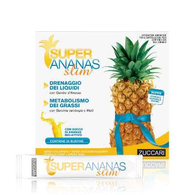 Super ananas slim 25bst