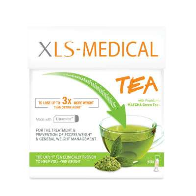XL S mediacal tea 30 bustine