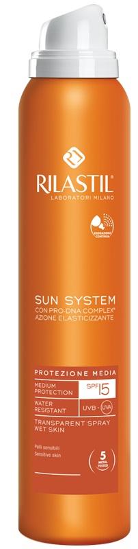 RILASTIL SUN SYS PPT 15 TR SPR