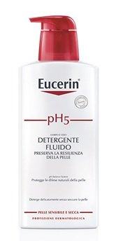 EUCERIN PH5 DETERGENTE FLUIDO VISO CORPO 400ML