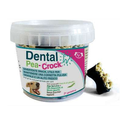 PETFORMANCE DENTAL PEA-CROCK