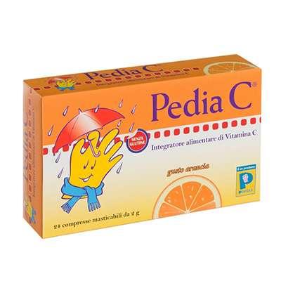 Pedia C cpr masticabili