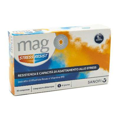 Mag Stress Resist - 30cpr