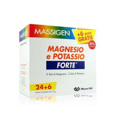 Marco Viti massigen magnesio e potassio forte