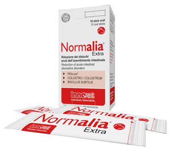 NORMALIA EXTRA 10STICK ORALI