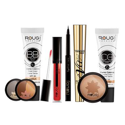 Rougj +  Make-up  linea