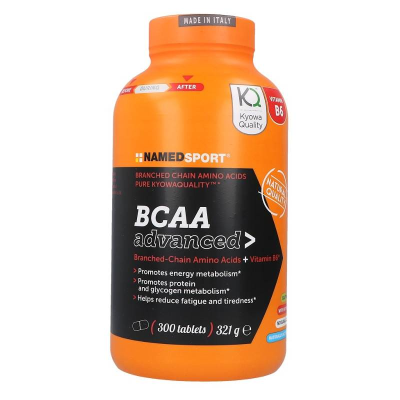 NAMED SPORT BCAA ADVANCED 300CPR