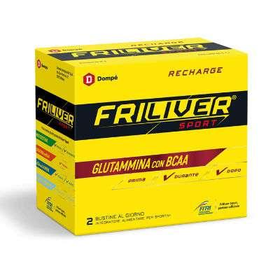 Friliver Glutammina con BCAA