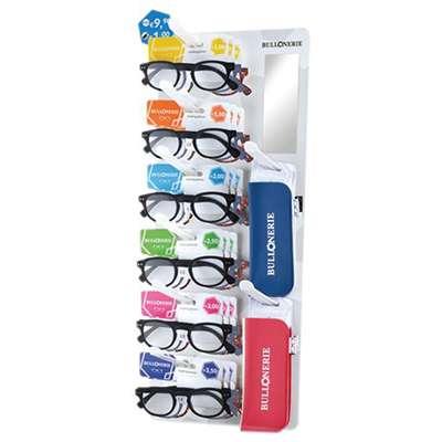 Bullonerie occhiali + fodero in pelle OMAGGIO