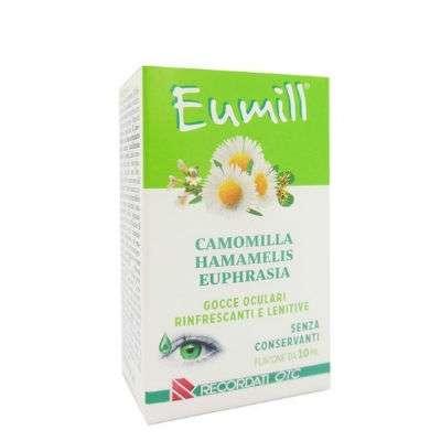 *Eumill gocce oculari 10ml