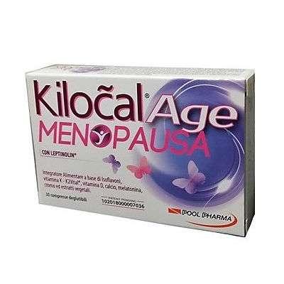 Kilocal Age Menopausa 30cp