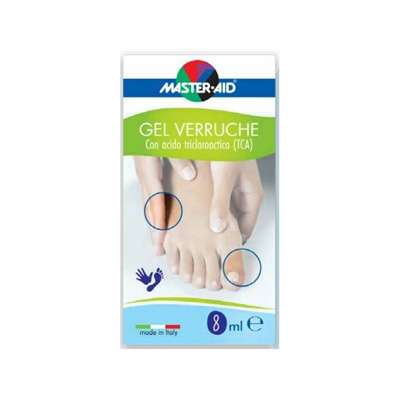 FOOT CARE GEL VERRUCHE 8ML