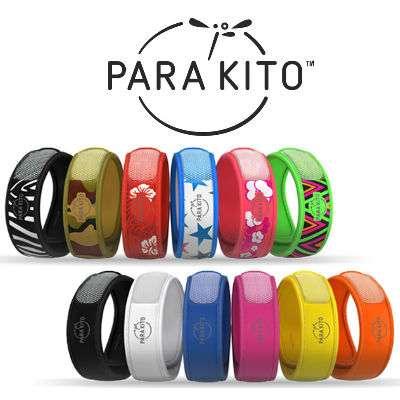 Parakito braccialetto