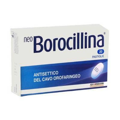 NEO BOROCILLINA CPR