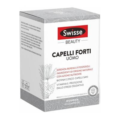 SWISSE CAPELLI FORTI 30CPR UOMO/DONNA
