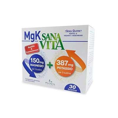 MgK Sana Vita magnesio e potassio