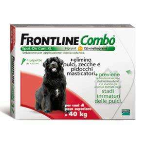 FRONTLINE COMBO 40KG IN SU 3PIPETTE