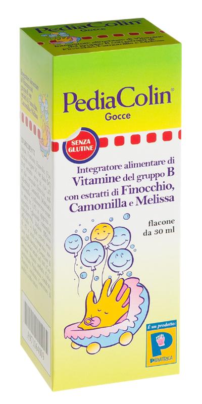PEDIACOLIN GOCCE 30ML