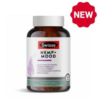 Swisse Hemp+mood NOVITA'