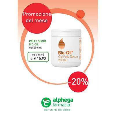 Bio-Oil Pelle Secca gel - 200ml