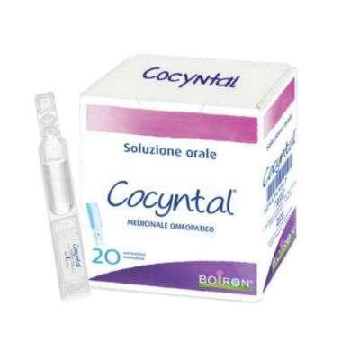 Cocyntal 20 contenitori monodose