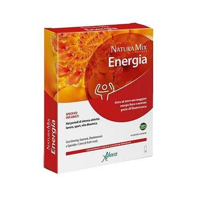 Natura Mix energia fisica e mentale