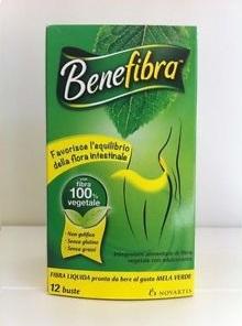 BENEFIBRA LIQUIDA 60ML 12BUST