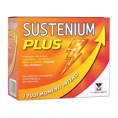 SUSTENIUM PLUS INTENSIVE FORMULA 22 BST