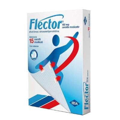 FLECTOR*15CER MEDIC 180MG