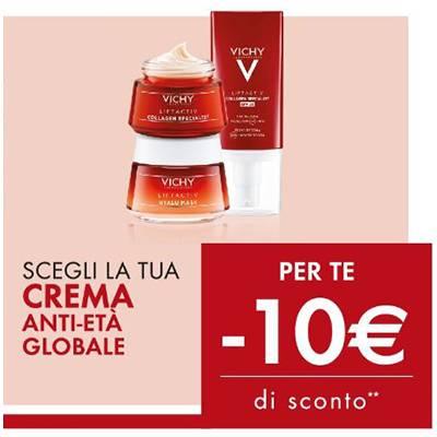 VICHY LIFTACTIV SCONTO €10