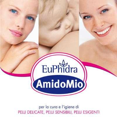 Euphidra Amido Mio linea in farmacia