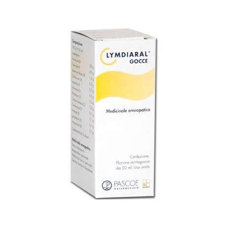 LYMDIARAL 50ML GTT PASCOE