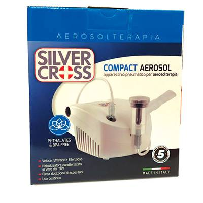 Silver Cross Compact aerosol