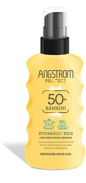 ANGSTROM HYDRAXOL KIDS SPRAY PROTEZIONE SOLARE SPF50+ 175ML