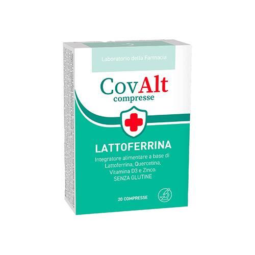 LDF COVALT  LATTOFERRINA 20 CPR