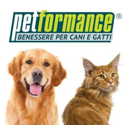 Petformance prodotti per cani e gatti